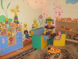 В нашем детском саду царит уютная